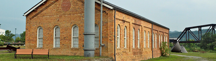 The Homestead Steel Works Pump House